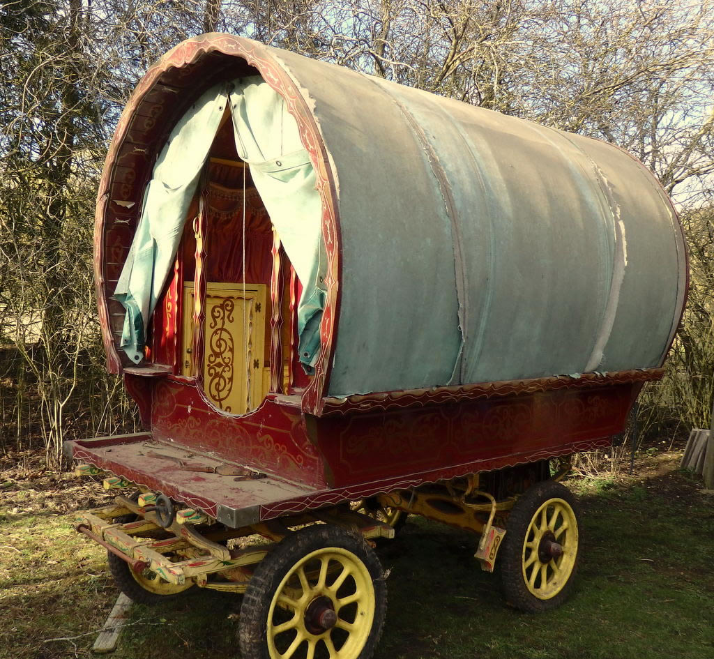 Simple For Sale Gipsy Caravans  Telegraph