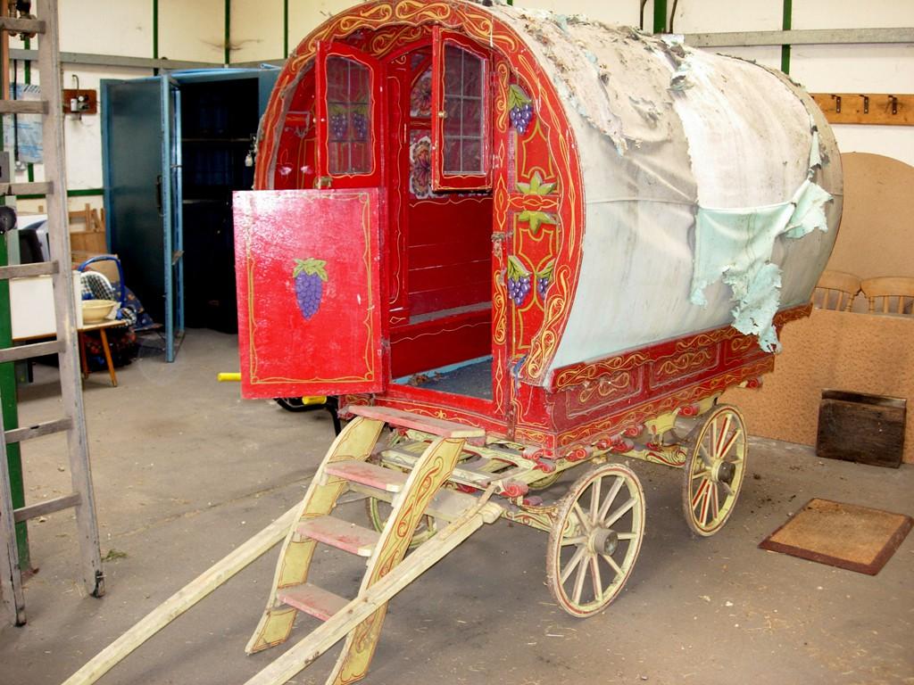 Gypsy Caravan Restorations