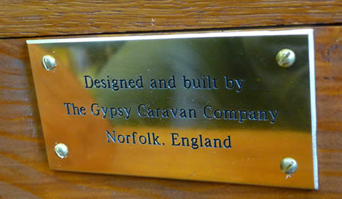 Contact The Gypsy Caravan Company